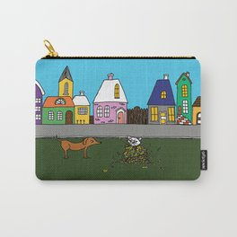 Sausage Town Carry-All Pouch