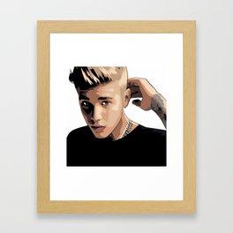 Belieber Framed Art Print