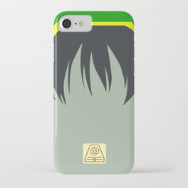 Toph Bei Fong iPhone Case