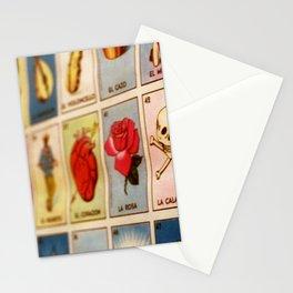Lotería Stationery Cards