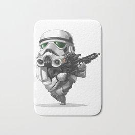 Chibi Stormtrooper Bath Mat
