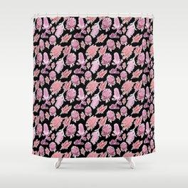 Beautiful Autralian native Floral Print Shower Curtain