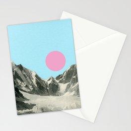 Winter Sun Stationery Cards