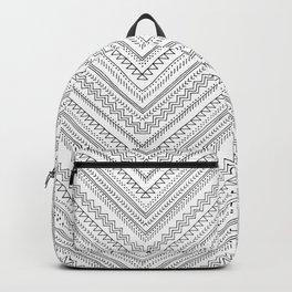 Geo Mudcloth Backpack