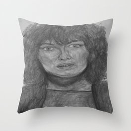 How can I refuse? Throw Pillow