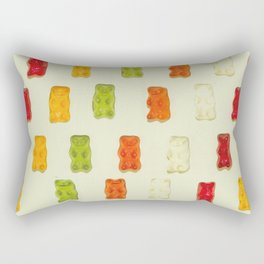 Gummy Bears Rectangular Pillow