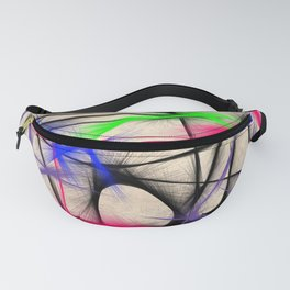 Abstract 901 Fanny Pack