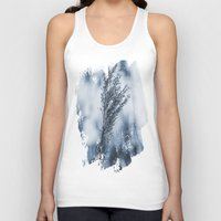 lou reed Tank Tops featuring reed by Karl-Heinz Lüpke