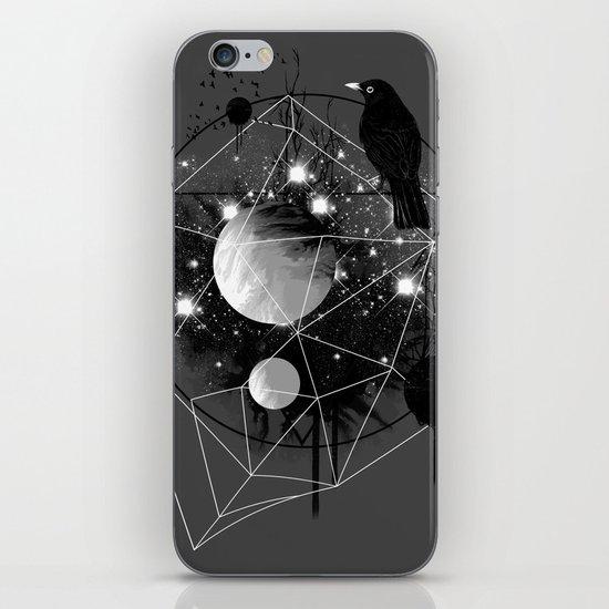Cruel and Beautiful World iPhone & iPod Skin