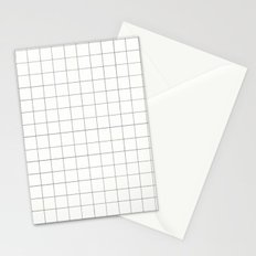 squares Stationery Cards