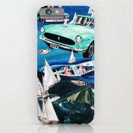Ocean Roads iPhone Case