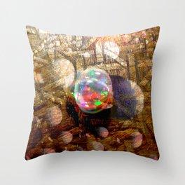 10gn1 Throw Pillow