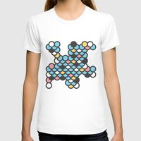 scales T-shirts featuring Scales by SKUDIAdesigns