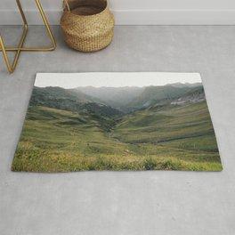 Little People - Landscape Photography Rug