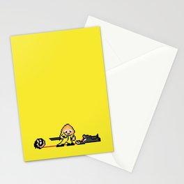 Kill Pixel Bill  Stationery Cards