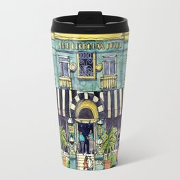 The Georgian Hotel Travel Mug