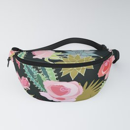 California Rose Garden Fanny Pack