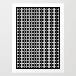 Block 370H Art Print