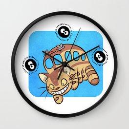 Little Transport Wall Clock