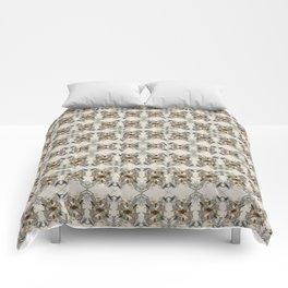 Paris Map Comforters