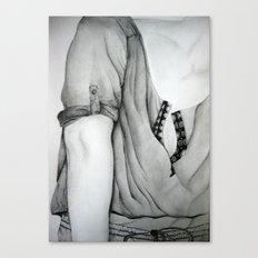 Sleeve Canvas Print
