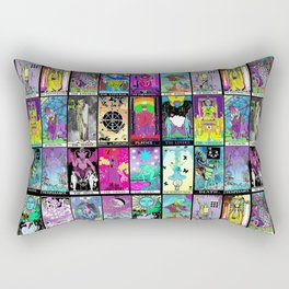 Tarot Major Arcana Rectangular Pillow