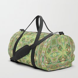 Watercolor, ornament Duffle Bag