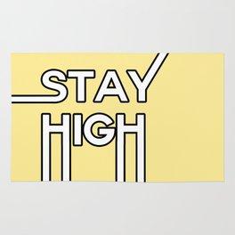 stay high Rug