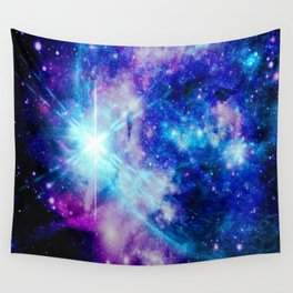 galaxy Nebula Star Wall Tapestry