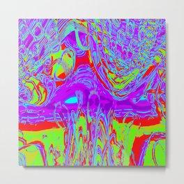 Abstract Background Wallpaper / GFTBackground211 Metal Print