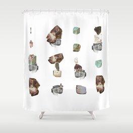 Coronation Shower Curtain
