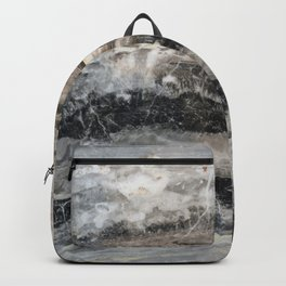 Deep Marble Backpack