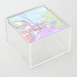 Lost in Japan Acrylic Box