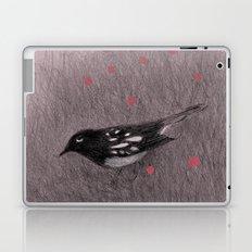 Pink Snow Laptop & iPad Skin