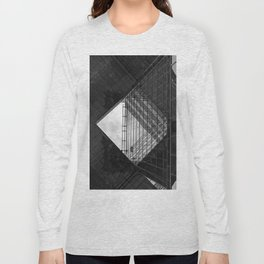 London building abstract  Long Sleeve T-shirt