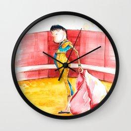Torero Wall Clock