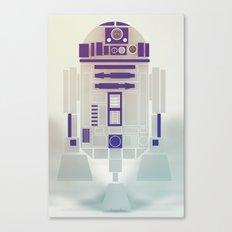 StarWars R2D2 Canvas Print