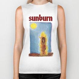 sunburn Biker Tank