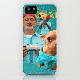 LiFE AQUATiC PHiNEAS iPhone Case
