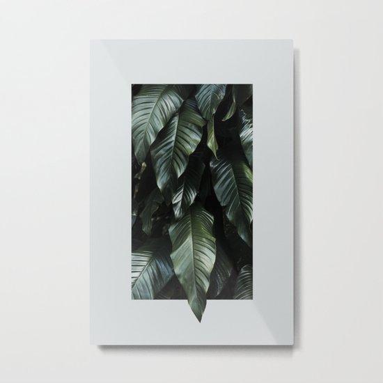 Growth II Metal Print