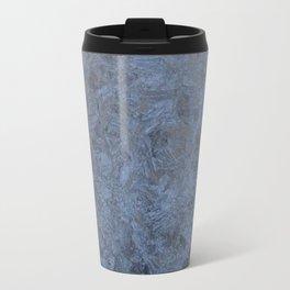 The freezing glass. Travel Mug