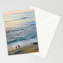 Tide Dance Stationery Cards