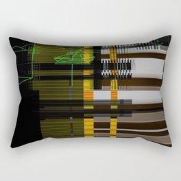 BATTLEZONE DAYS . 2015 Rectangular Pillow