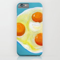 Four Fried Eggs  iPhone 6s Slim Case