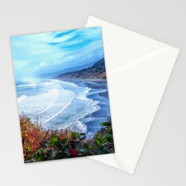 Agate Beach Trinidad California Stationery Cards