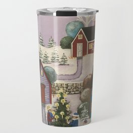 Candles in the Wind Travel Mug