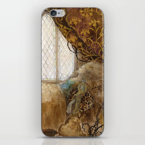 The Sleeping Beauty iPhone & iPod Skin