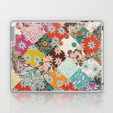 sarilmak patchwork Laptop & iPad Skin