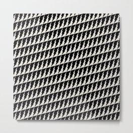 Lightning Bolts 2 Metal Print