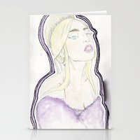 artpop Stationery Cards featuring ARTPOP by Christopher DeSapio